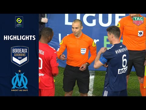 FC GIRONDINS DE BORDEAUX - OLYMPIQUE DE MARSEILLE (0 - 0) - Highlights - (GdB - OM) / 2020-2021