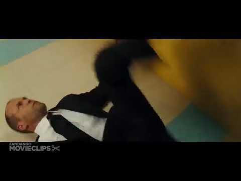 Transporter 2 movie clip bullet-Spraying blonde (2005) thumbnail