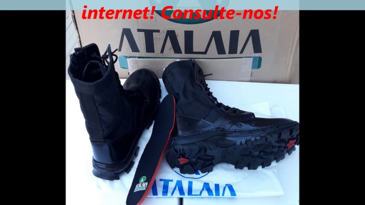 3fe7505cda815 Coturno ATALAIA TROLLER ORIGINAL Barato R  119