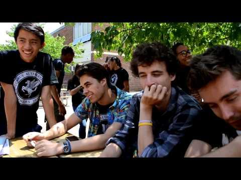 Last Day at Columbus Alternative High School 2015