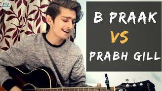 Hath Chumme Vs Mere Kol - Guitar Cover   Rahul Wanchoo   Bpraak   Prabh Gill