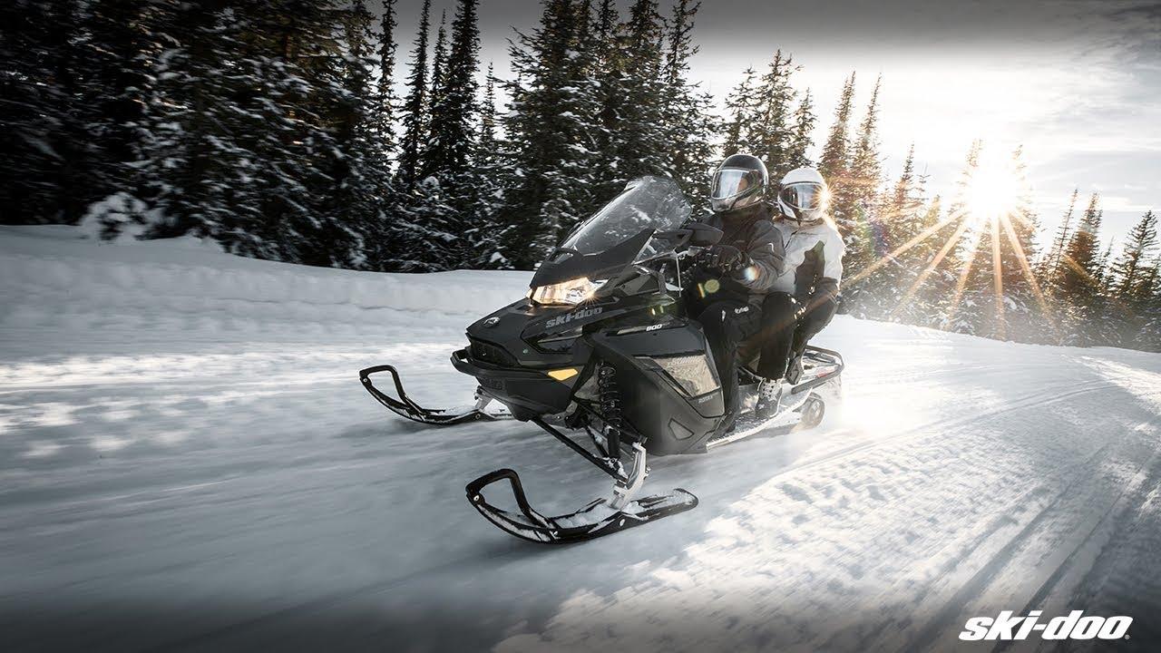 Best Touring Snowmobile 2019 The 2019 Ski Doo Touring & Sport Utility Snowmobiles   YouTube
