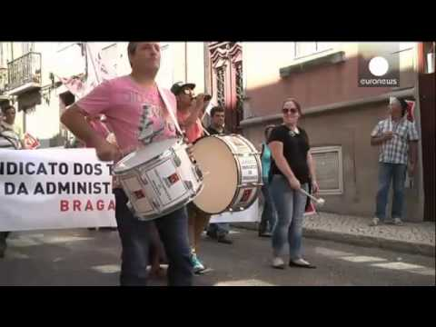 Portugal: Thousands protest in Lisbon over labour law and pension changes