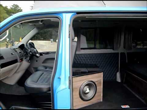 vw transporter t5 show winner by t4 transformations