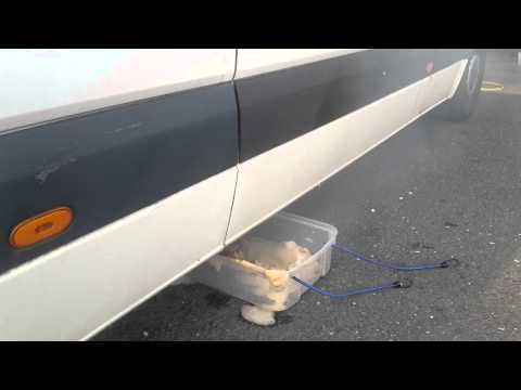 VW Crafter DPF cleaning by The...