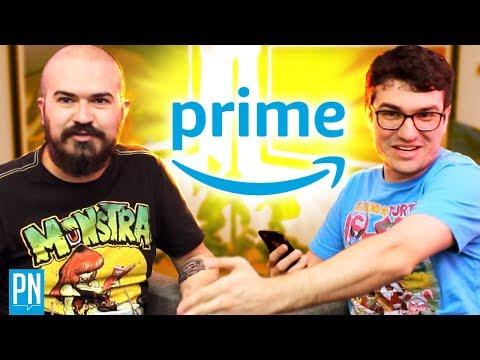 Tudo sobre o serviço AMAZON PRIME da Amazon Brasil | Vlog do PN #269