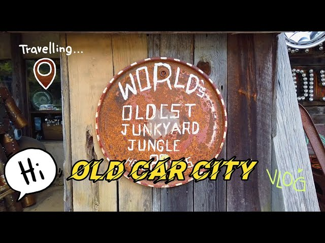 Old Car City - World's Largest Known Classic Car Junkyard & Photographers' Paradise