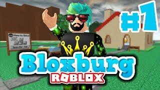 GERÇEK HAYAT OYUNU | ROBLOX WELCOME TO BLOXBURG