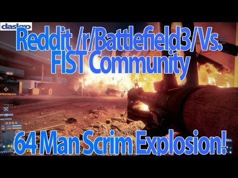 Reddit vs FIST FULL MATCH Caspian and Tehran!