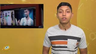 Het 10 Minuten Jeugd Journaal 18 juli 2018 (Suriname / South-America)