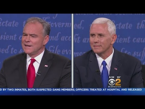 Campaign 2016: VP Debate Recap