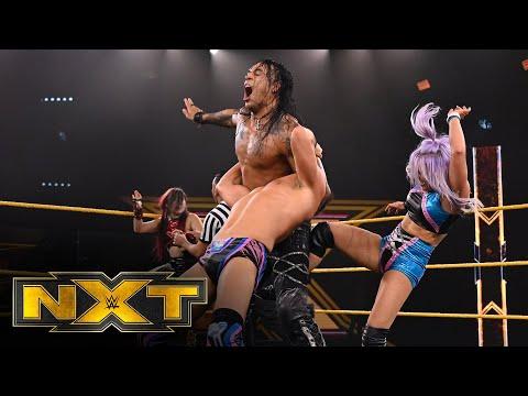 Shirai & Priest vs. LeRae & Gargano – Mixed Tag Team Match: WWE NXT, Sept. 30, 2020