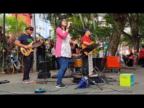 WULAN MERINDU-mantap dari Nazila feat AP BUSKERS cover Cici Faramida