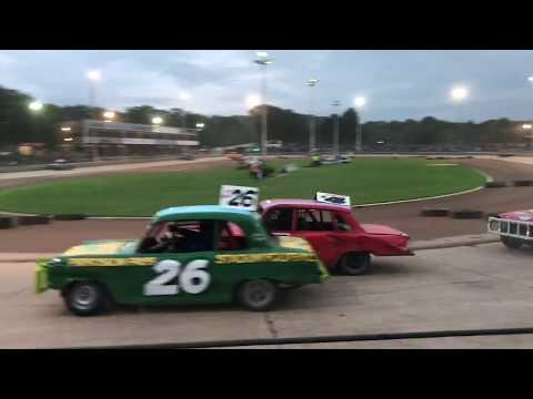 Banger Racing - Arlington Raceway - 05/09/2018