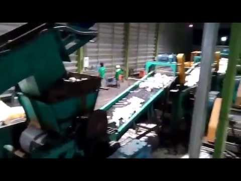 Crepe rubber machine line1 (30 tons/day)
