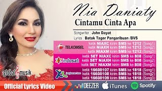 Download Nia Daniaty - Cintamu Cinta Apa (Official Music Video)
