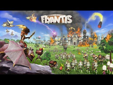 Flyantis - Ingame Trailer