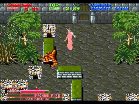 Arcade Longplay [184] Devil World