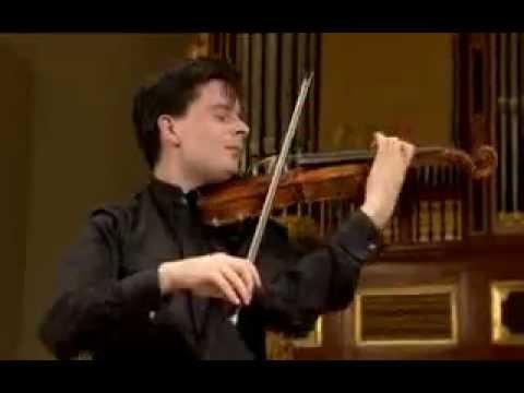 Stefan Tarara plays at 14th International Henryk Wieniawski Violin Competition 2011 (Stage 2)