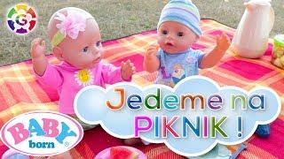 Baby Born Dolls Picnic...