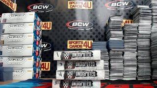 2018 Topps WWE Undisputed Wrestling 4Box Half Case Wrestler Break #12 (9-22-18)