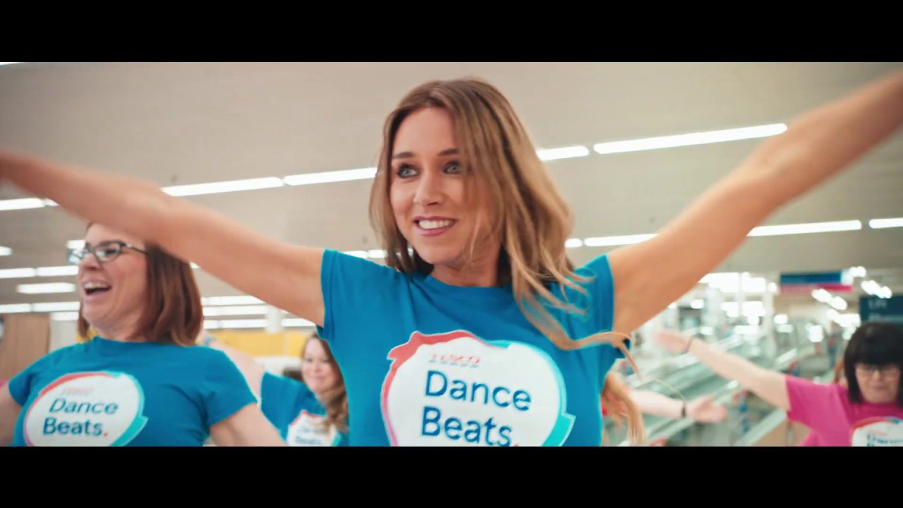 Tesco Dance Beats Super Group Performance (Full Version)