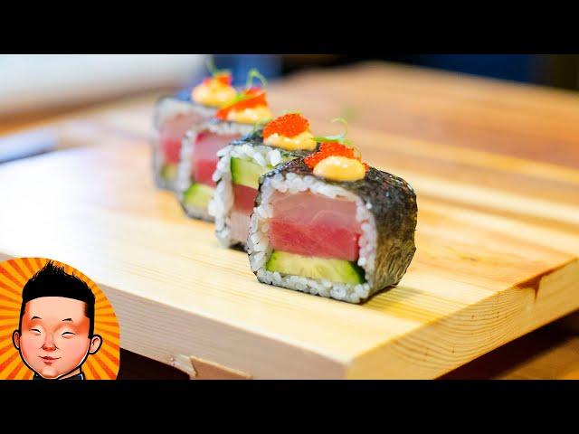 Роллы Перфекциониста) | Ровные суши