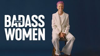 Megan Rapinoe Is a Badass Woman — Let Her Tell You Why | Badass Women | InStyle