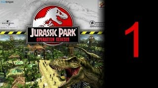 Jurassic Park: Operation Genesis - Gameplay Español (parte 1)