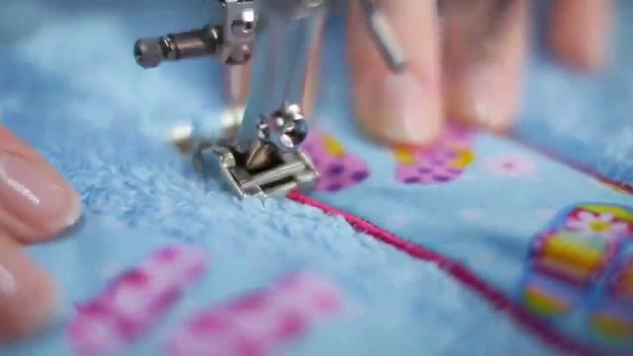 Tutorial: how to use the BERNINA embroidery foot no  6, 20, 20C, 20D, 39,  39C and 56