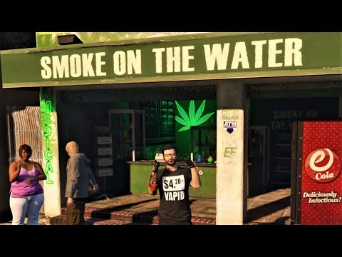E227 Our Biggest Paying MC Weed Farm Sale Ever On 4/20! - Let's Play GTA 5 Online PC 60fps
