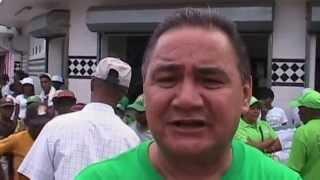 Asi habla Boca Chica, Caminata 2013