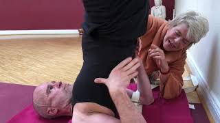 Iyengar Yoga Schulterstand