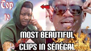 Top 10 - Les plus beaux clips du Sénégal  2020 - 2019 (High Level) - OMZO SOKHOR, DIP ..