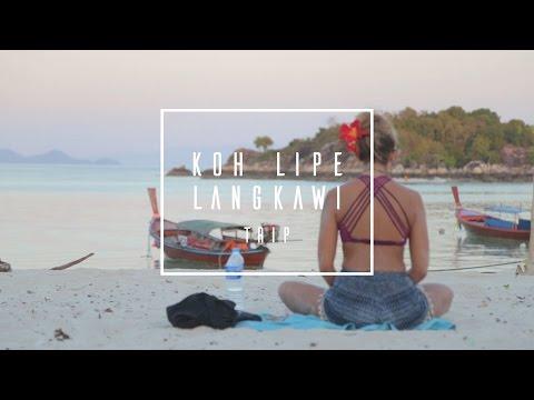 [7-11 January 2016] Koh Lipe Langkawi Trip