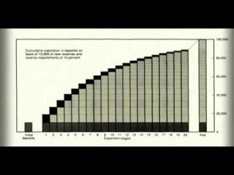 видео: Как ФРС США делает ДЕНЬГИ ИЗ ВОЗДУХА - ИЗ НИЧЕГО!