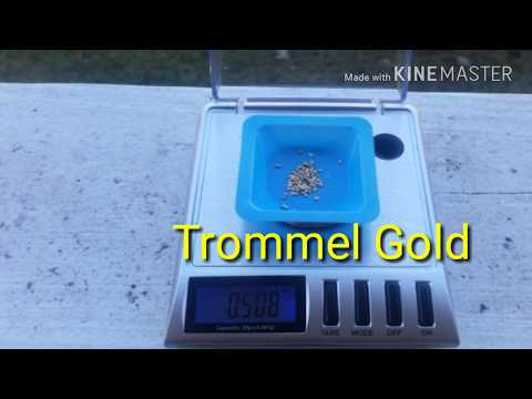 Gold Dredging Trip At Thermal City Gold