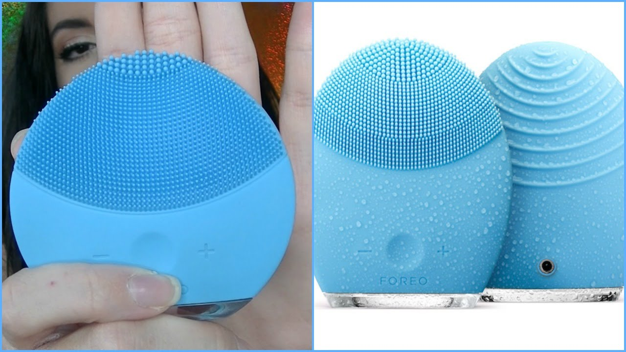 review foreo luna mini 2 which foreo device to choose youtube. Black Bedroom Furniture Sets. Home Design Ideas