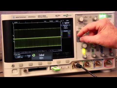 ARINC 429 Serial Triggering and Decode