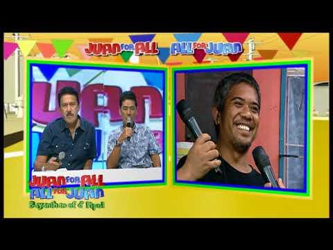 Juan For All, All For Juan Sugod Bahay | December 25,  2017