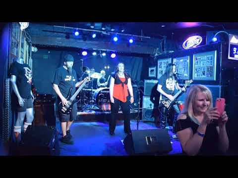 MEAT (Metal Edge Assassin Team) @ Barbary Coast Saloon - EP Release Party!