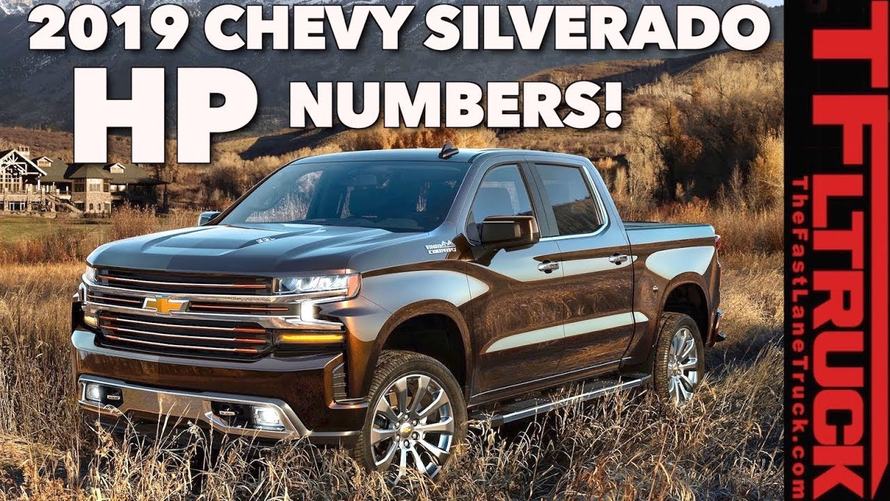 Tfltruck Exclusive 2019 Chevy Silverado Gmc Sierra 1500 Specs Leaked Early
