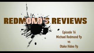 Redmond's Reviews, Episode 16: Michael Redmond 9P vs Otake Hideo 9P