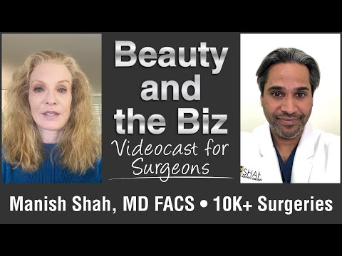 Interview with Manish Shah, MD FACS • 10K+ Surgeries