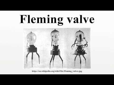 Fleming valve