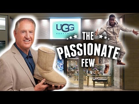 How UGG Boots Went From $0-$1.8 Billion! (Founder, Brian Smith, Interview)