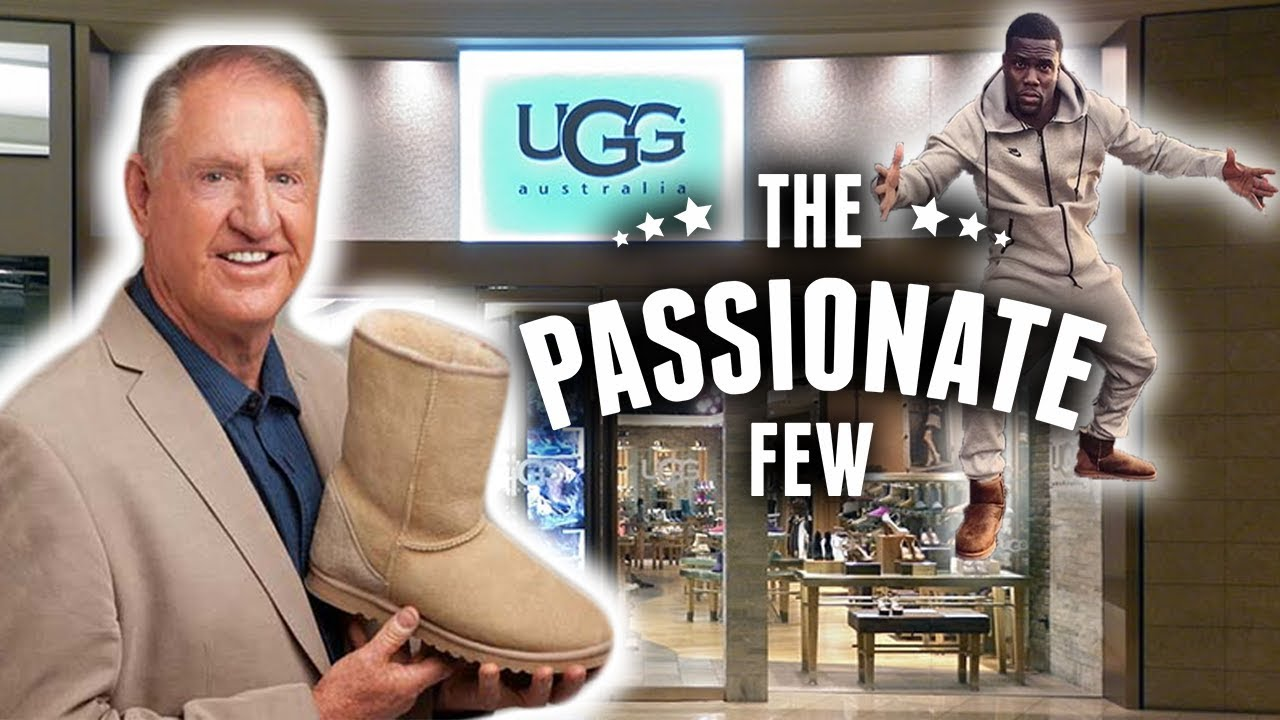 1e038be8a54 How UGG Boots Went From $0-$1.8 Billion! (Founder, Brian Smith, Interview)