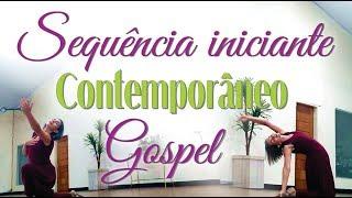 Sequência Iniciante Dança Contemporânea Gospel