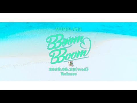 MOMOLAND「BBoom BBoom -Japanese ver.-」Teaser