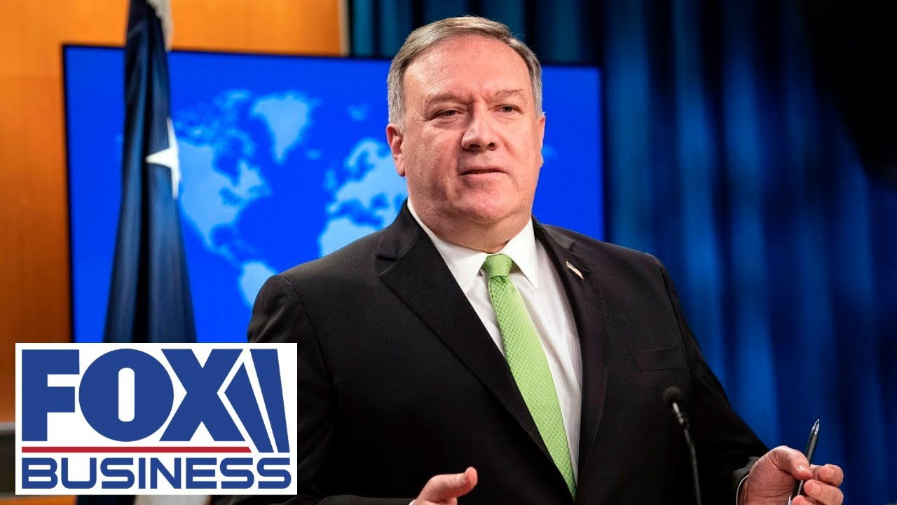 Mike Pompeo declares Hong Kong 'no longer autonomous from China'
